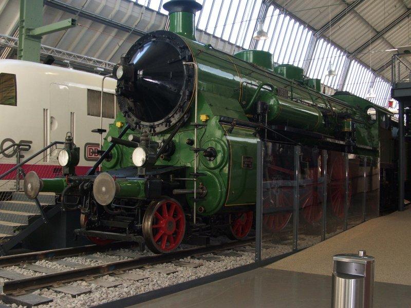 S 3/6 Die 3634 im Deutschen Museum - Seite 2 Dscf0410