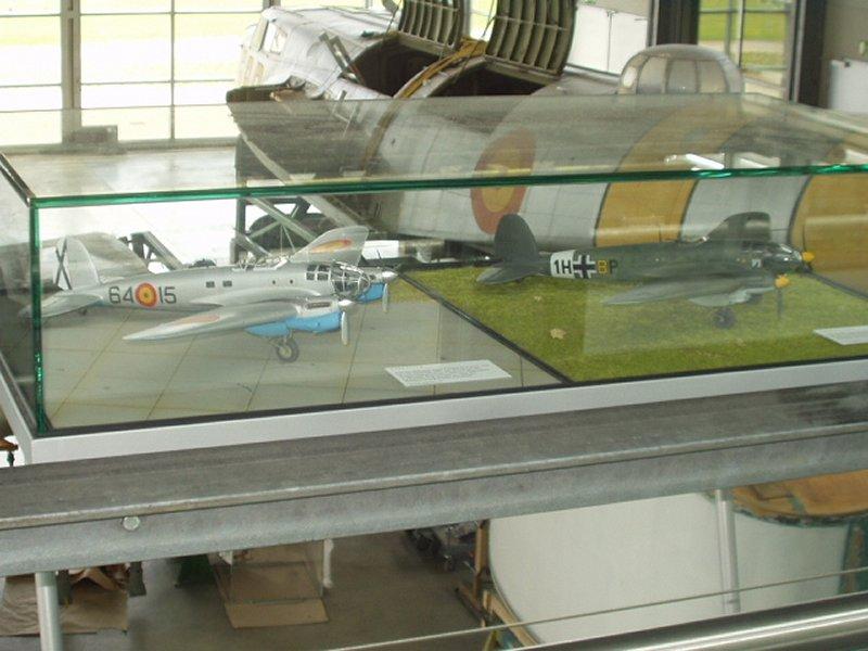 CASA 2.111 B / Heinkel 111 H-16 P7030033