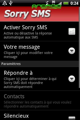 [SOFT] SORRYSMS : envoyez automatiquement vos sms [Gratuit]  Sorrys10