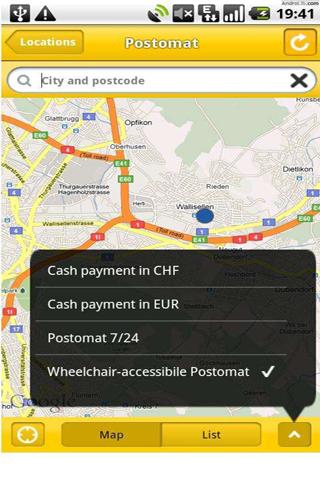 [SOFT] SUISSE POSTE APP : Rechercher et trouver les bureaux de poste [Gratuit]  Suisse10