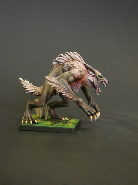 Inkwells new norse werewolf and berserker 01610