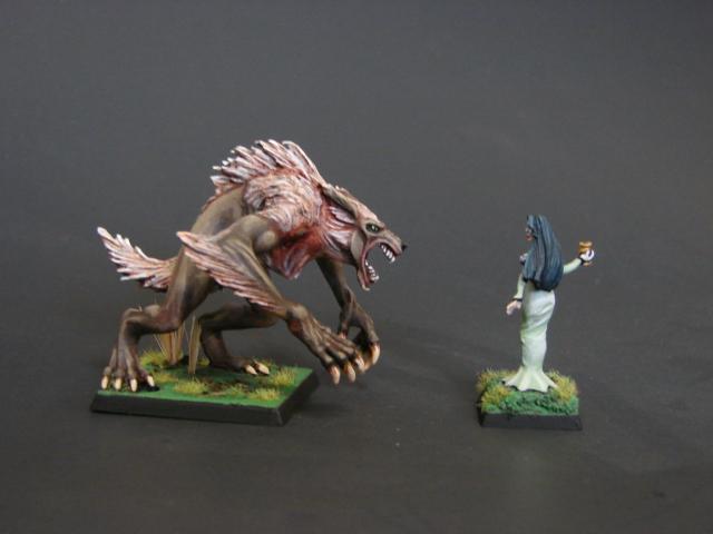 norse - Inkwells new norse werewolf and berserker 01810