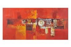 Comment harmoniser la decoration(couleur des objets)avec une cuisine(peinte orange) ouverte sur le séjour(peinture grise) svp? 70455110