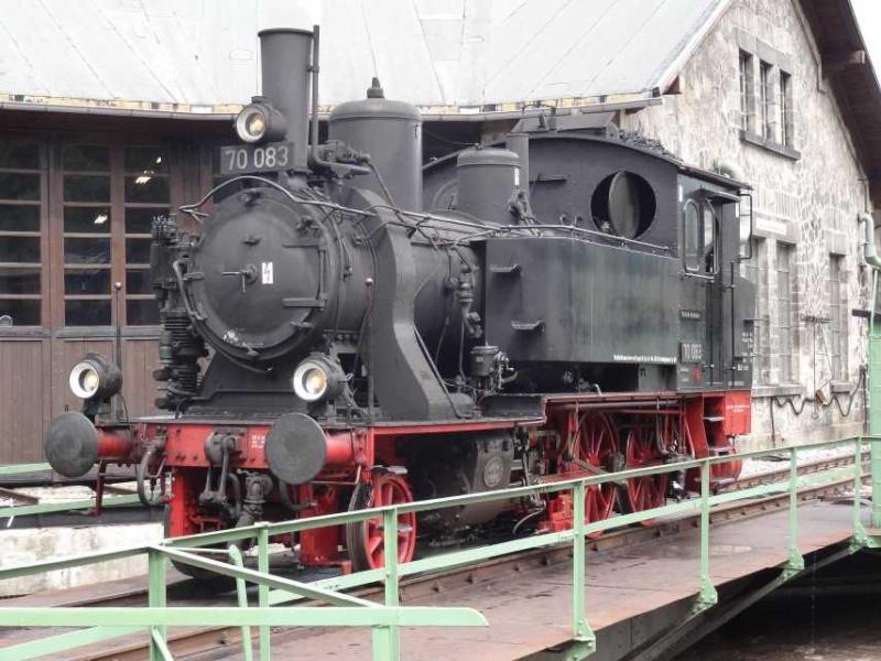 Zwiesel - Bay.-Eisenstein mit BR70 Dsc00013
