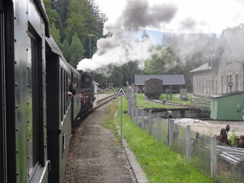 Zwiesel - Bay.-Eisenstein mit BR70 Dsc00016