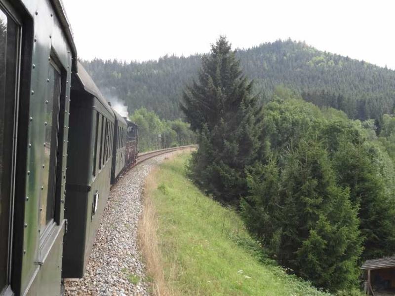 Zwiesel - Bay.-Eisenstein mit BR70 Dsc00017