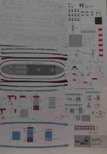 """Bunkerboot """"Bunker IV"""" - Passat-Verlag-1:250 Dsc00913"""