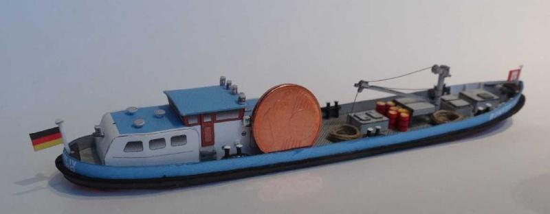 """Bunkerboot """"Bunker IV"""" - Passat-Verlag-1:250 Dsc01217"""
