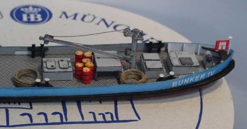 """Bunkerboot """"Bunker IV"""" - Passat-Verlag-1:250 Dsc01220"""