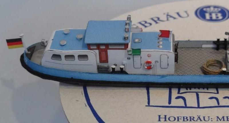 """Bunkerboot """"Bunker IV"""" - Passat-Verlag-1:250 Dsc01222"""