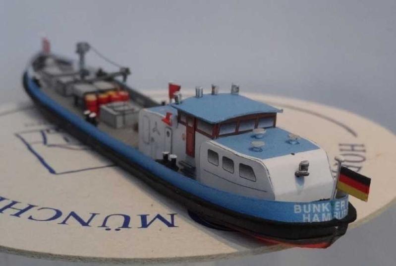 """Bunkerboot """"Bunker IV"""" - Passat-Verlag-1:250 Dsc01223"""