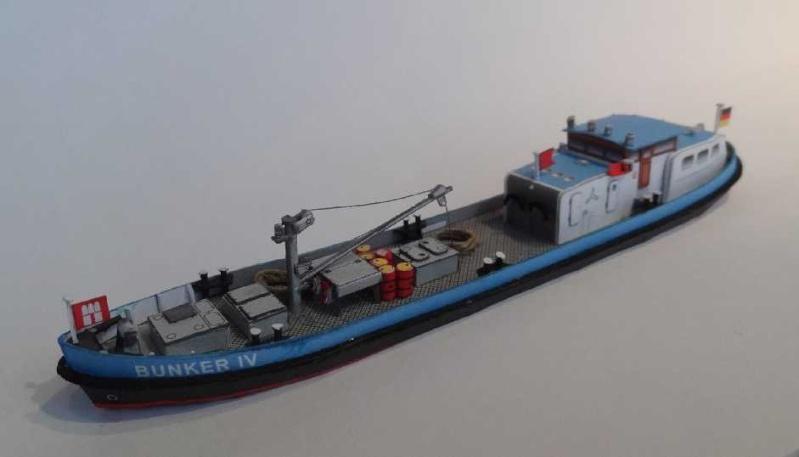 """Bunkerboot """"Bunker IV"""" - Passat-Verlag-1:250 Dsc01225"""