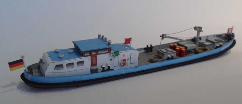 """Bunkerboot """"Bunker IV"""" - Passat-Verlag-1:250 Dsc01226"""