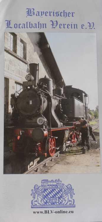 Zwiesel - Bay.-Eisenstein mit BR70 Dsc01316