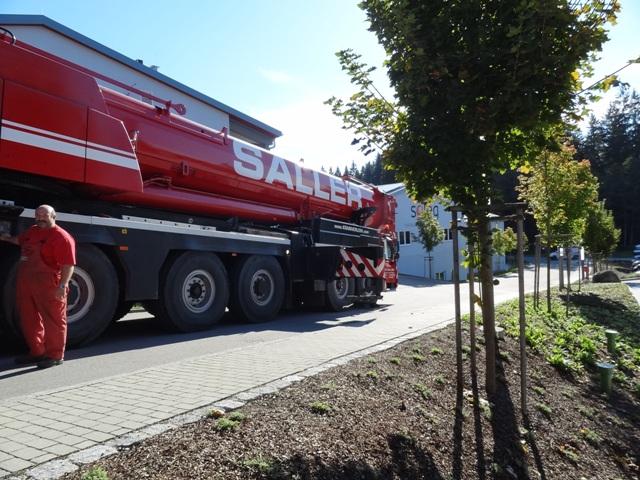 Liebherr 450t Kran im Aufbau Dsc01712