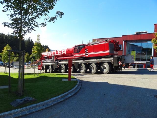 Liebherr 450t Kran im Aufbau Dsc01713