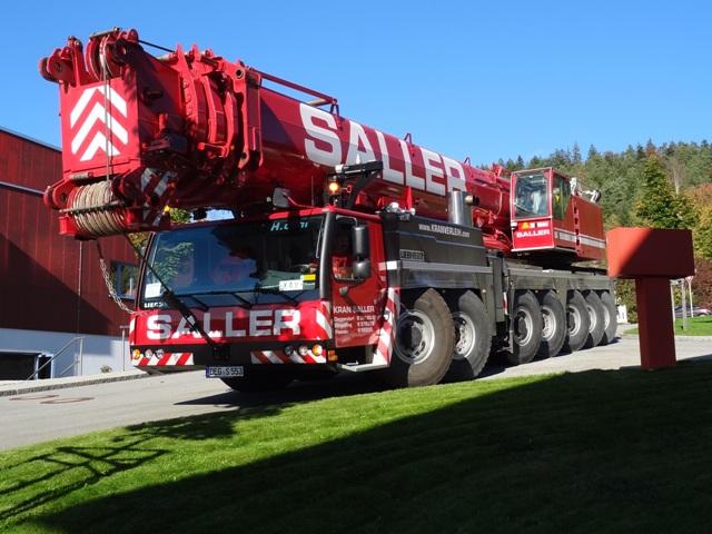 Liebherr 450t Kran im Aufbau Dsc01714