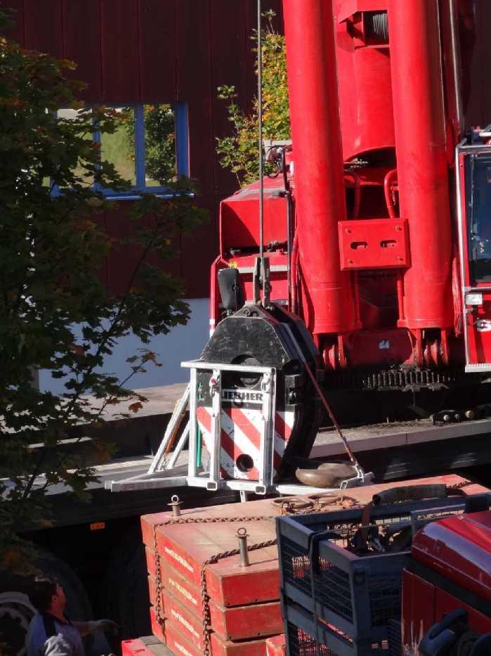 Liebherr 450t Kran im Aufbau Dsc01816