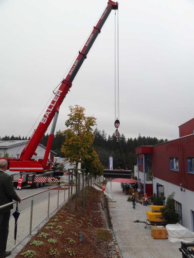 Liebherr 450t Kran im Aufbau Dsc01856