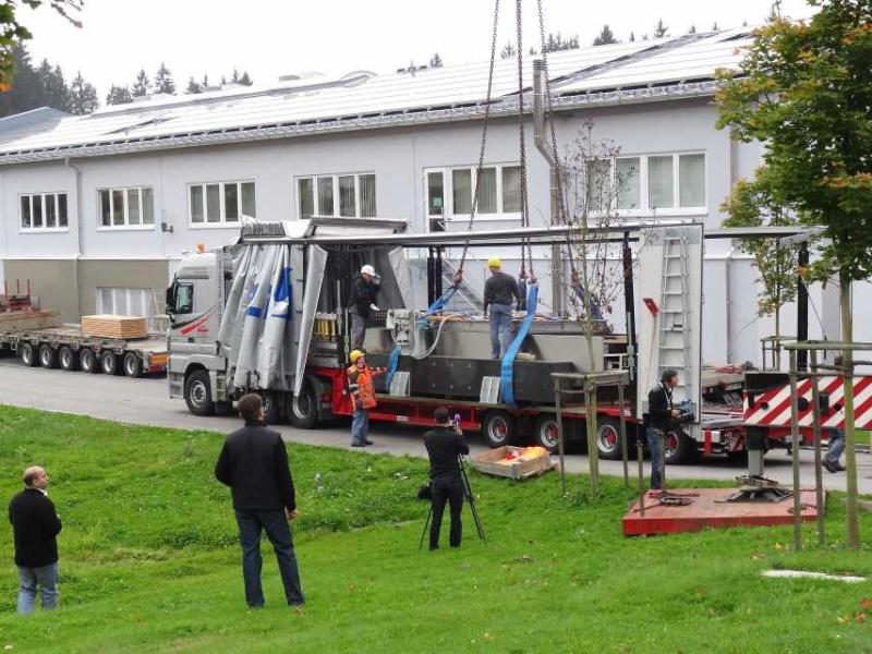 Liebherr 450t Kran im Aufbau Dsc01919