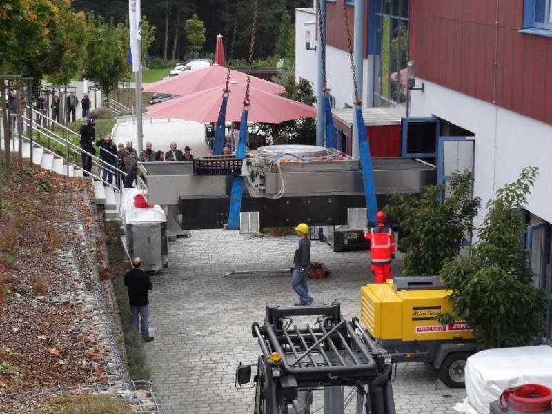 Liebherr 450t Kran im Aufbau Dsc01925