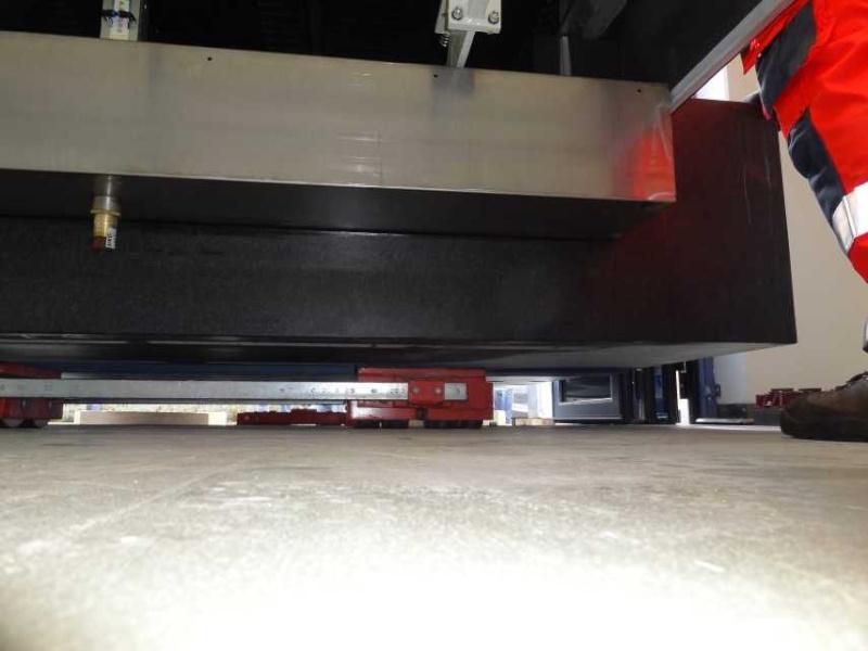 Liebherr 450t Kran im Aufbau Dsc01928