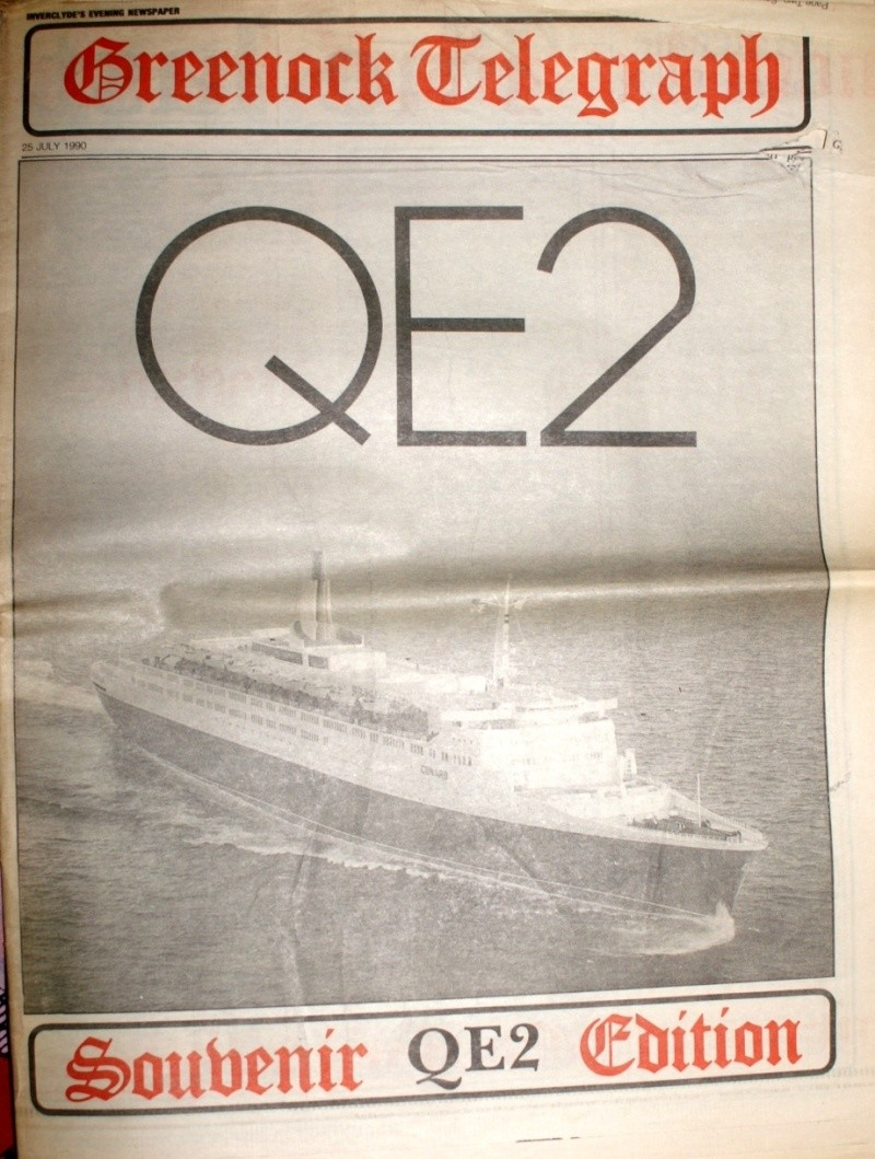 QE2 Books or Newspapers 25079010