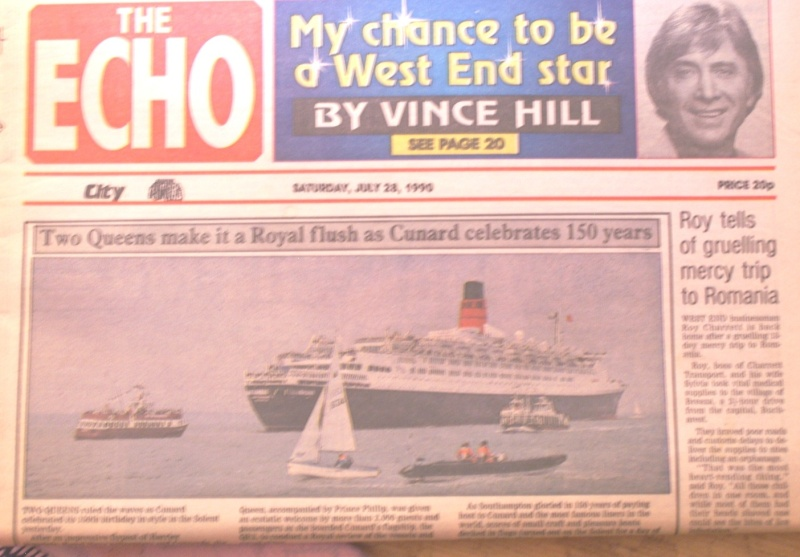 QE2 Books or Newspapers 28079010
