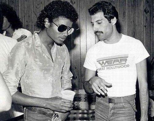 Les duos de Michael Jackson: Freddie Mercury Fmmj10