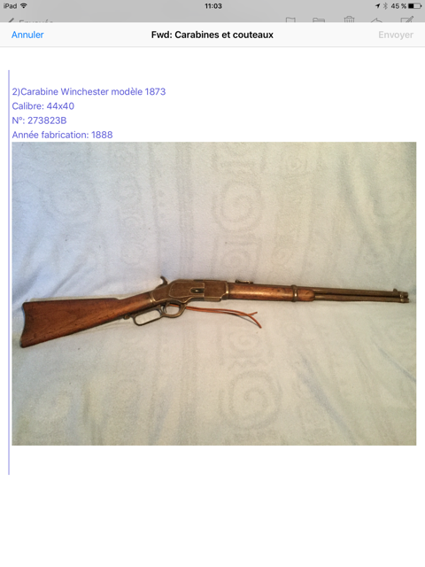 Collection lever actions Image110