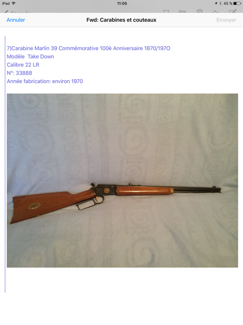 Collection lever actions Image510
