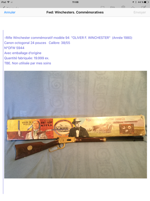 Collection lever actions Image610