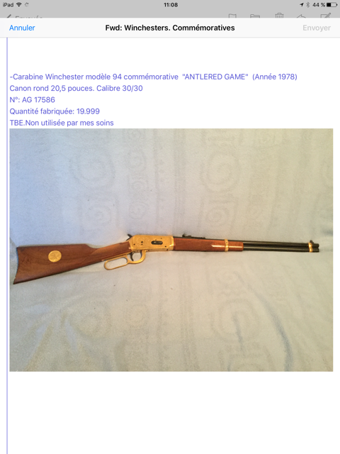 Collection lever actions Image710