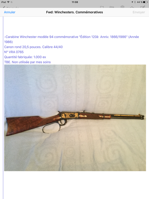 Collection lever actions Image811
