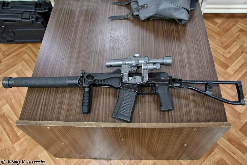 Russian Assault Rifles & Machine Guns Thread: #1 - Page 22 Tsniit10