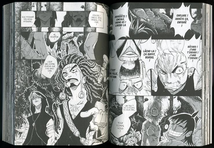 Dreamland !!! Un manga qui déchire !!! Planch11