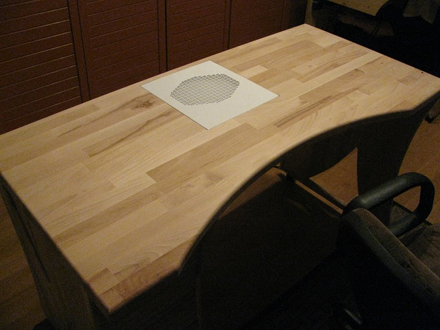 Kein Modell, eher Möbelstück Tisch510
