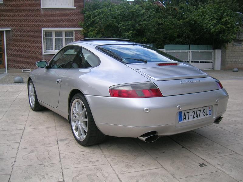 vds porsche 996 carrera 4 tiptronic de 2001 Dscn8111