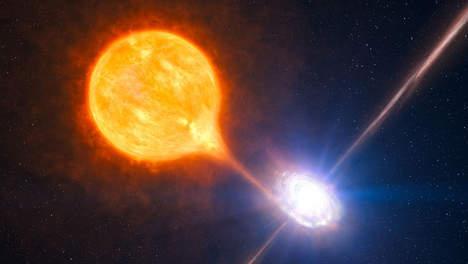 De puissants jets de particules expulsés par un trou noir Media_12