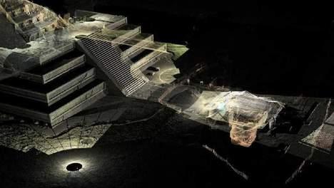 Un tunnel préhispanique découvert au Mexique Media_26