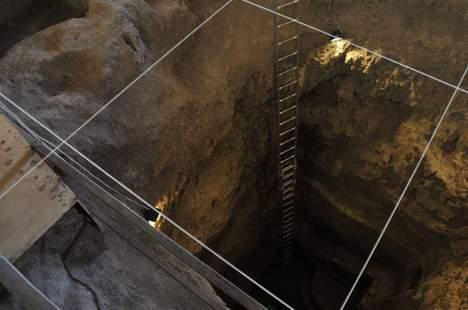 Un tunnel préhispanique découvert au Mexique Media_27