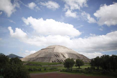Un tunnel préhispanique découvert au Mexique Media_28