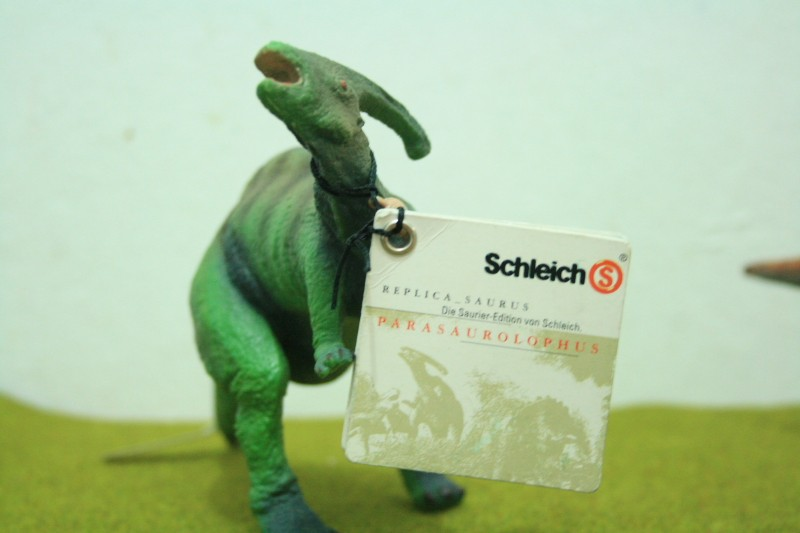 My Recent Schleich Retired Figures Parasa10