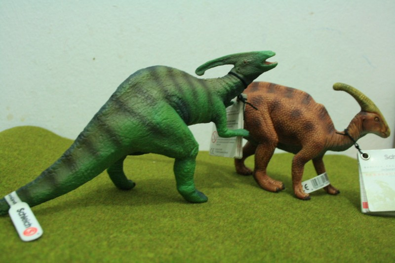 My Recent Schleich Retired Figures Parasa12