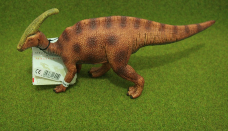 My Recent Schleich Retired Figures Parasa18