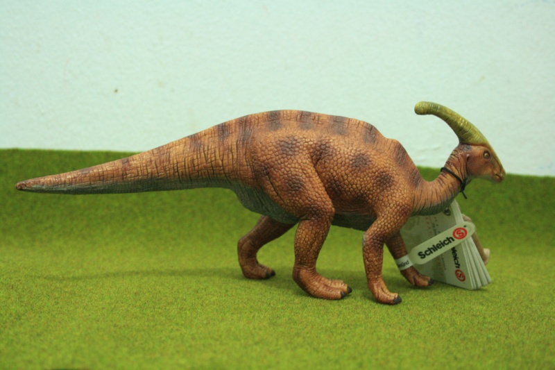 My Recent Schleich Retired Figures Parasa19