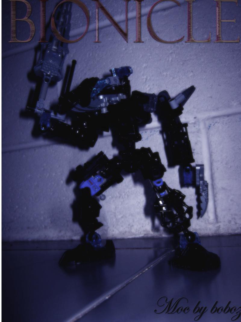 [MOC] Les Mocs de Boboz Bionic19