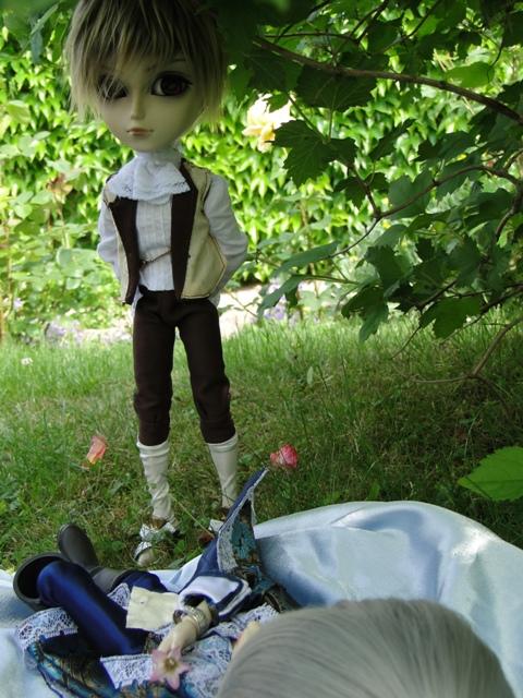 Topic COMMUN Mingrecords & Straylittledevil (Sebastian-Rayne-Andrew-Arion-Maguna-Tantus-Richt) ==> Dolls visiting Versailles ^^ Gabrie12