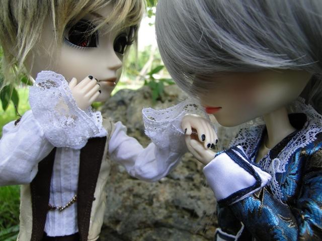 Topic COMMUN Mingrecords & Straylittledevil (Sebastian-Rayne-Andrew-Arion-Maguna-Tantus-Richt) ==> Dolls visiting Versailles ^^ Gabrie22