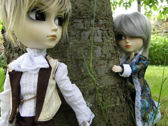 Topic COMMUN Mingrecords & Straylittledevil (Sebastian-Rayne-Andrew-Arion-Maguna-Tantus-Richt) ==> Dolls visiting Versailles ^^ Gabrie23